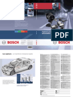 Differents Capteurs Automobile Par Bosch