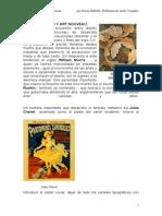 Artistas Gráficos del Art Nouveau