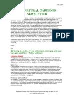 THE NATURAL GARDENER NEWSLETTER MARCH 2010.pdf
