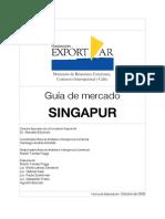 Fundación ExportAr - Guía Singapur web