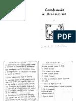 Manual Bicimolino