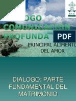 090_2.- Dialogo Profundo, Principal Alimento Del Amor