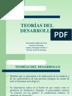 (2°) I Unidad - Teorías del Desarrollo