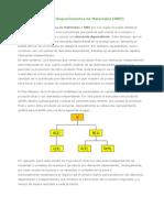 Planif MRP