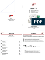 DMG Encoder Deum8 16 Ed.1.0
