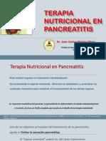Nutricion en Pancreatitis