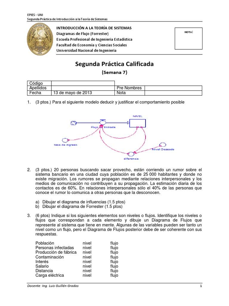 Segunda Practica - Diagrama de Forrester[1]