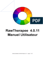 RawTherapeeManual 4.0.11 Fr