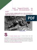 Affaire Horst Tappert - Derrick - un Waffen-SS était-il nécessairement un nazi