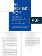 The Architect says.pdf