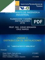 qap. asignacion cuadratica