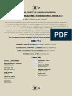 Programa Conciencia Feuft 2014