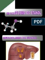 Aula 10 - Metabolismo Do Etanol
