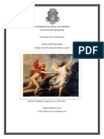 Analisis de Un Mito Griego