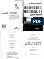luiz rodrigues wambier - direito processual civil avançado volume i