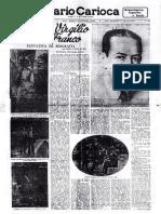 Vida de Virgilio de Mello Franco Ocf