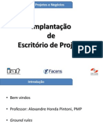 MBA GP_Negócios_ PMO Implementation