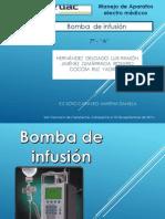 Bomba de Infusion
