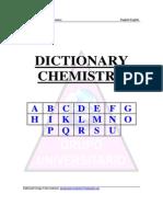 Diccionario de Quimica Ingles-Ingles
