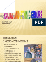 Racial and Ethnic Groups Chapters 4,7,8 (1)