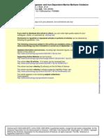 oxidação de metano dependente de ferro e manganes