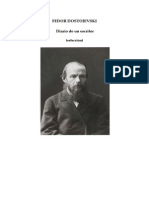 Dostoievski. Diario de Un Escritor