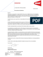 letter - tripartite commission - 8 october 2013