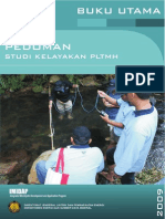 Pedoman Studi Kelayakan PLTMH (BUKU Utama).pdf