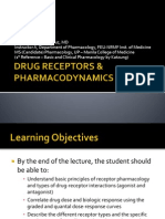 DRUG RECEPTORS and PHARMACODYNAMICS.pptx