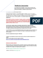 Modelo de Como Invitar a RIPPLN M