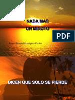 Benito Manuel Rodriguez Freites Tan Solo Un Minuto