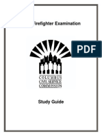 11 FireFighter Study Guide