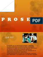 Programa de Promocion Sectorial