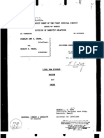 Obama 1964 Divorce Papers - 13 Pages - Missing Pg 11