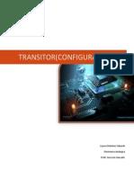 Configuracion Del Transistor