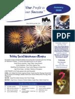January 09 CIAA Newsletter