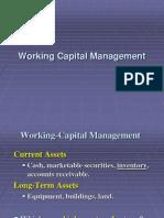 Financial Management Week 13.1