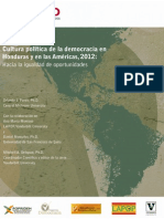 Honduras 2012 Report