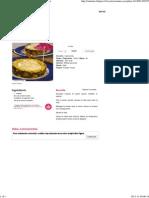 Ananas Joséphine - une recette Entre amis - Cuisine