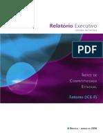 ÍNDICE DE COMPETITIVIDADE ESTADUAL (RS) - IMPORTANTE