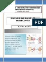 Inmunobiologia de Los Trasplantes