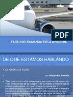 Factores Humanos en La Aviacion,Tabaquismo,Al
