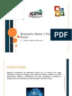 Windows Word y PowerPoint