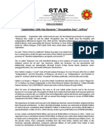 PressRelease-2013-September 16 Has Become Occupation Day -11 September 2013.docx