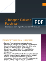 7 Tahapan Dakwah Fardiyyah.pptx
