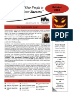 October 08 CIAA Newsletter