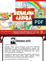 Dongeng Anak Negeri Menolong Garuda Karya Feriawan Full