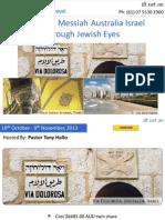 Celebrate Messiah Australia Israel through Jewish Eyes