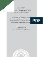 I. Opiniones Consultivas de La Corte Interamericana de Derechos Humanos_0