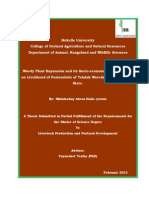 Woody Plant Expansion and its Socio-economic Consequences on Livelihood of Pastoralists of Telalak Woreda in Afar Regional State-Mulutsehay Abera.pdf